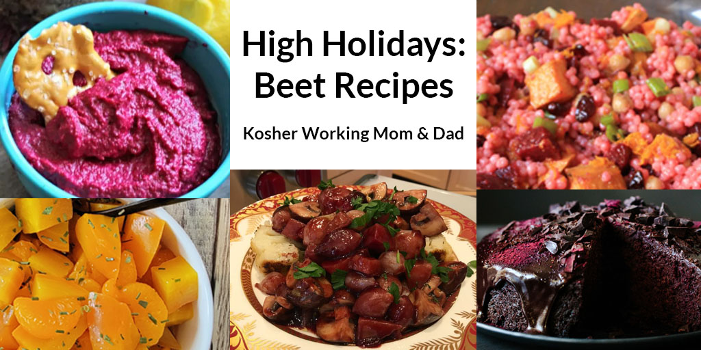 Holiday Menu Planning: Beets