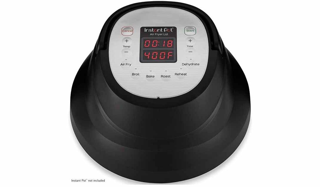 Amazon | GOOD DEAL: Instant Pot Air Fryer Lid