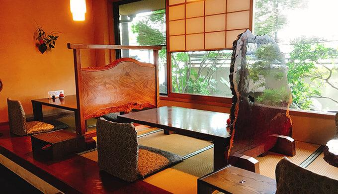 浜丁寿司(小上がり席)