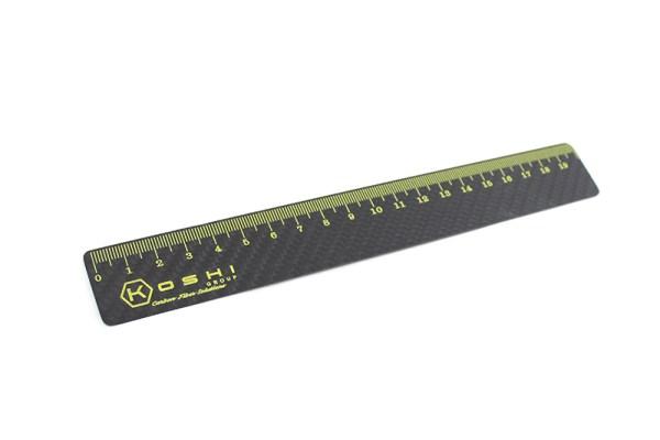 Carbon Fiber ruler 20cm
