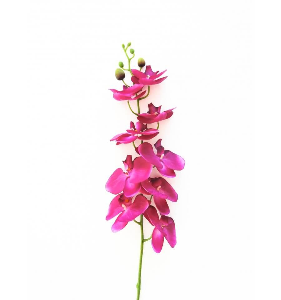 Fleur Artificielle Violette Tige 100 Cm