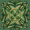 Індіанська кераміка Сан-Ільдефонсо та Санта-Клари Пуебло. Марія Мартінез