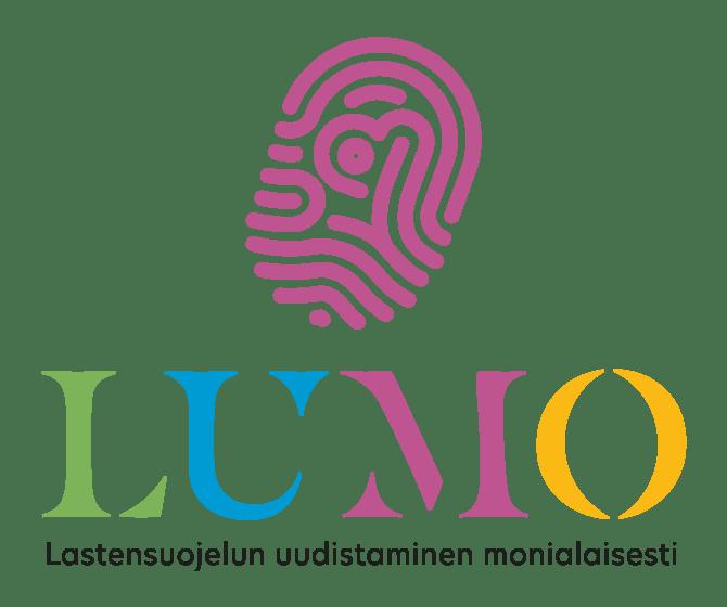 Lumo-hankkeen logo.