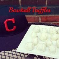 Baseball Dessert Inspiration for #OpeningDay!
