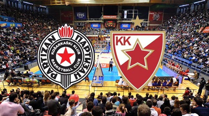 Daba Crvena Zvezda Partizan 252 Put Kos Magazin