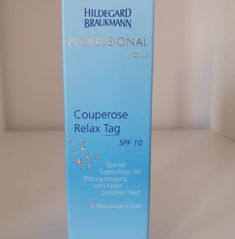 Hildegrad Brauckmann Professional Couperose Relax Tag