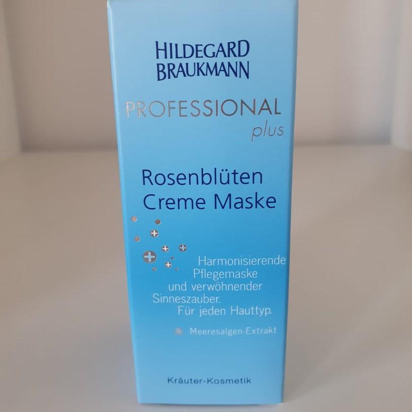 Hildegrad Brauckmann Professional Rosenblüten Creme Maske