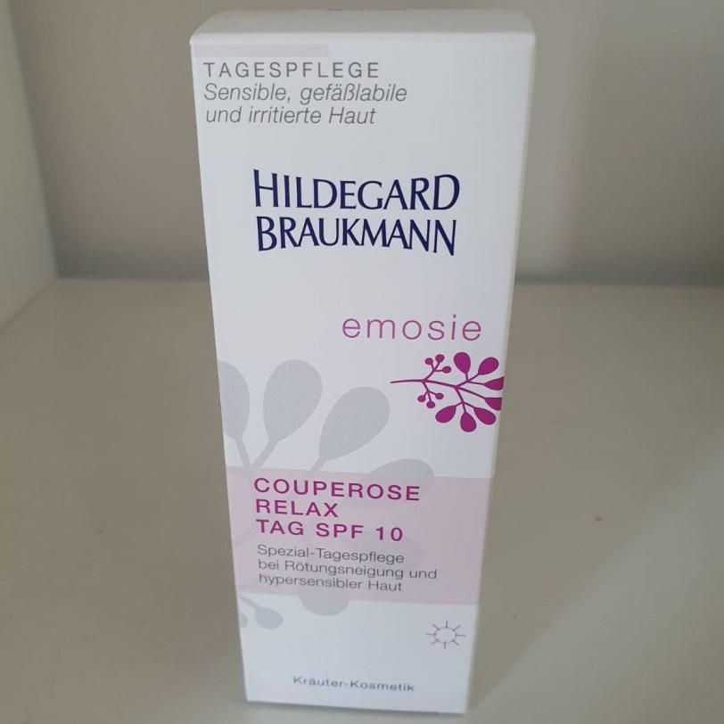 Hildegrad Brauckmann Couperose Relax Tag SPF 10