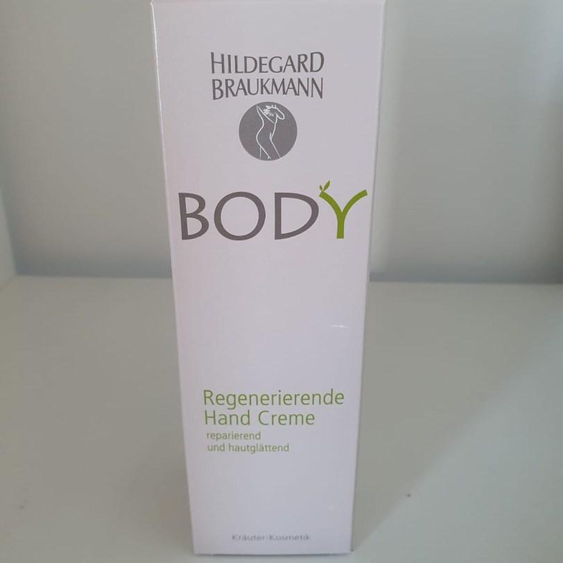 Hildegrad Brauckmann BOD Regenerierende Hand Creme