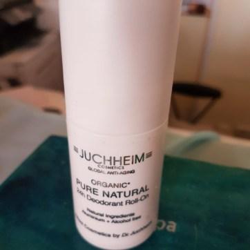 Dr. Juchheim Organic Pure Natural Deo