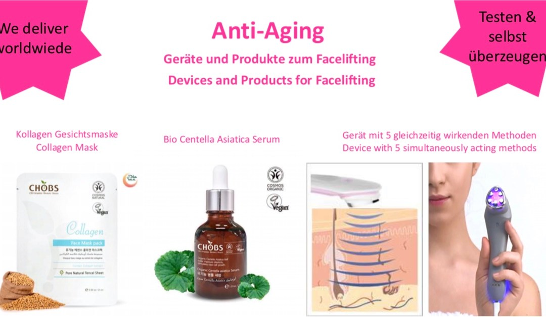 Anti-Aging & Naturkosmetik
