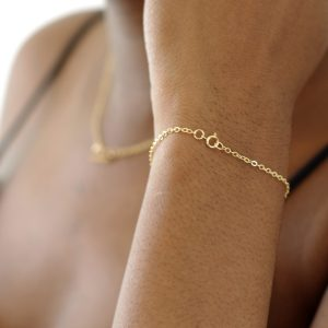 Bracelet or 18 K