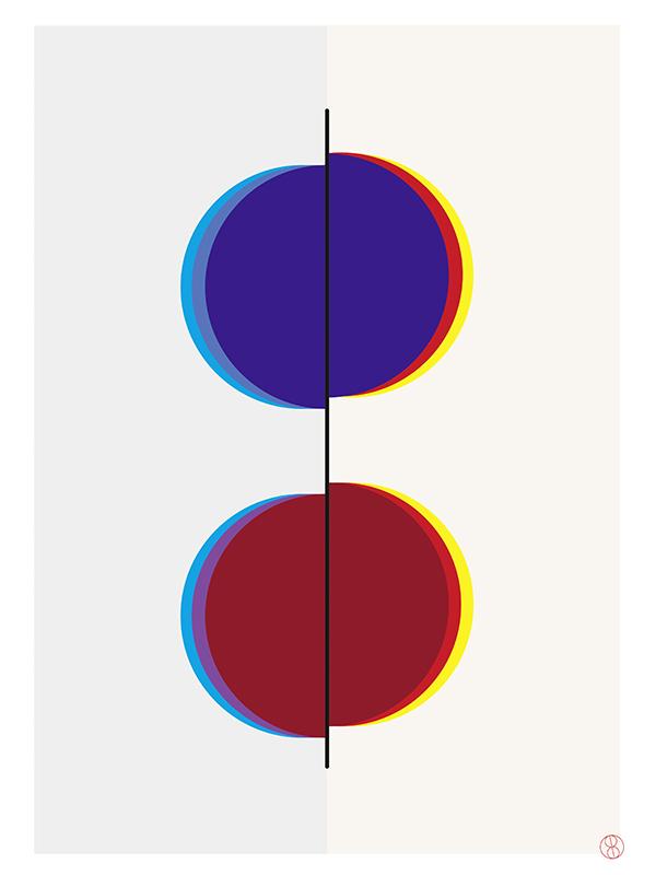 Refraktion I, 2020, New Media, 42, x 29,7 cm