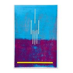 Structural mutatio, 2021, Assemblage, 45,5 x 32 cm