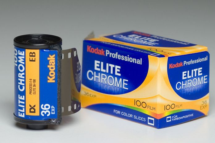 Kodak Elite Chrome