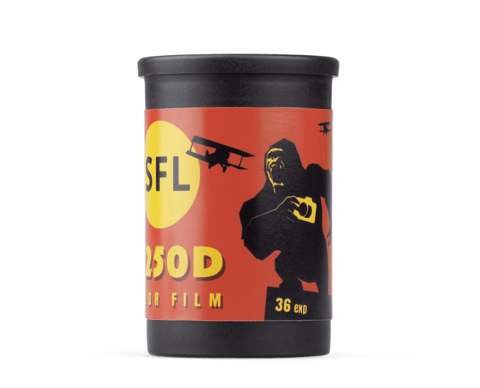 Kodak K-250 (SFL)