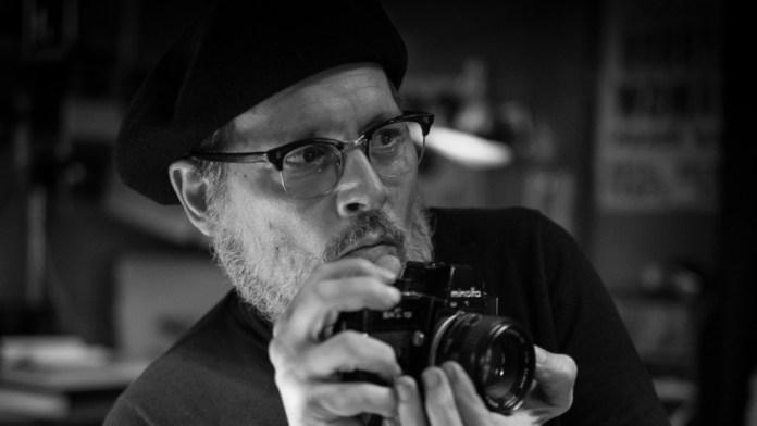 Johnny Depp as W Eugene Smith (Larry Horricks)