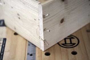 Holzverbundung