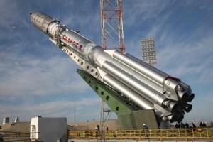 raketa Proton-M