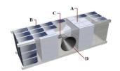 Schéma elektrolytického pohonu v režii NASA