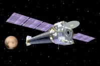 Chandra pozoruje Pluto zdroj: nasa.gov