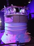 Spodní (zadní) část Sojuzu