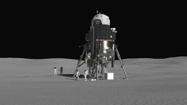 Lunární modul od Lockheed Martin