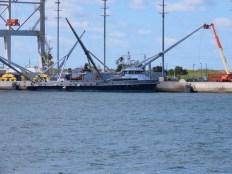 Instalace ramen definitivně rozptýlila všechny spekulace o možném vyřazení lodi Mr. Steven z flotily SpaceX.
