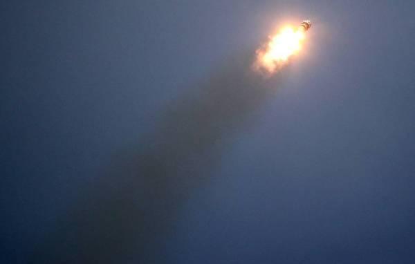Start rakety Sojuz 2-1v s družicí Kosmos 2542