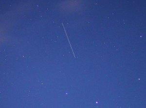 Marco Langbroek vyfotil 3. srpna družici USA 307
