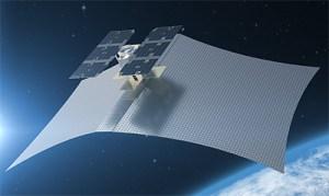 Starší návrh družic firmy Capella