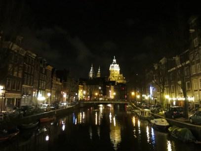 Ein Wochenende in Amsterdam