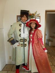 リトルワールドの衣装 カーニバル衣装