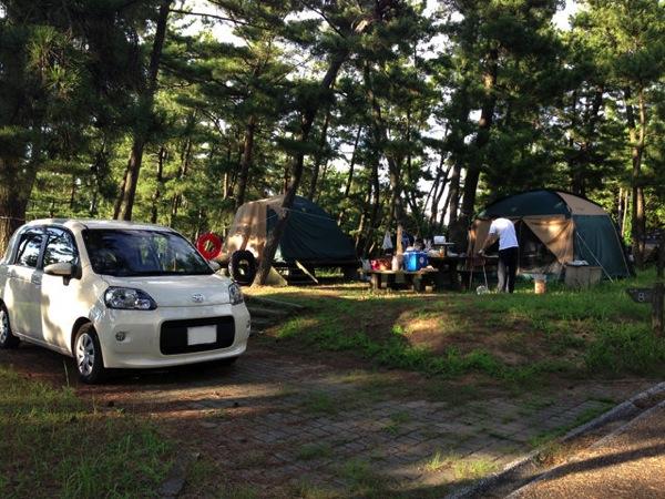 10 キャンプ