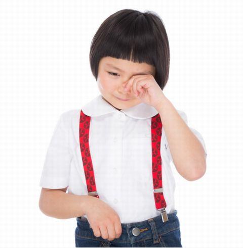子供の泣き虫を直す方法や原因は?456歳幼稚園児頃の男女克服方法