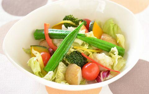 子供の熱中症予防対策夏野菜
