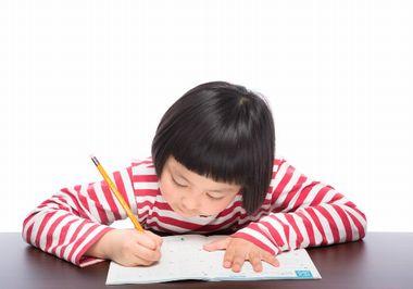子供の字が汚い時、おススメの練習方法