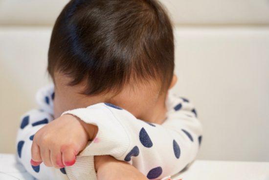赤ちゃん 絶句