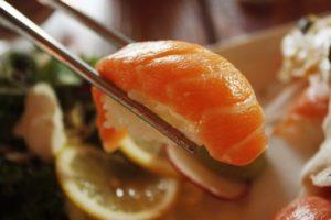 寿司 サーモン