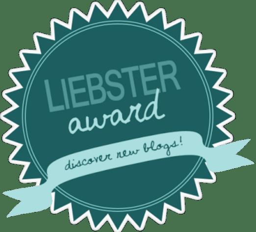 2017 Liebster Award Nomination