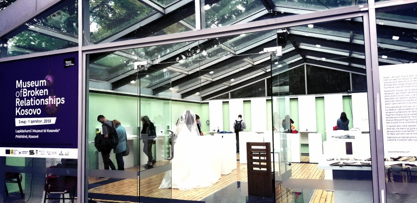 Visit Museum of Broken Relationships Kosovo