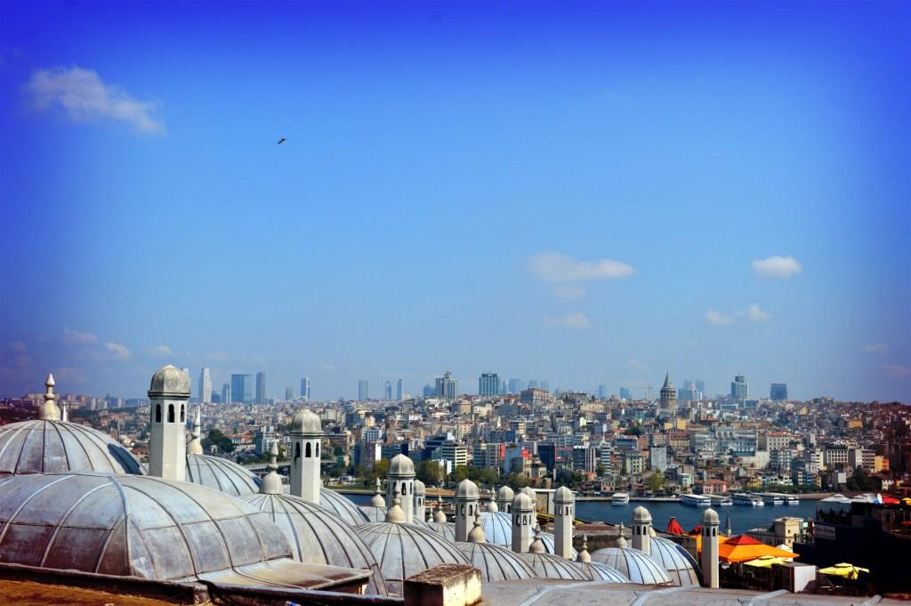 one week in Turkey
