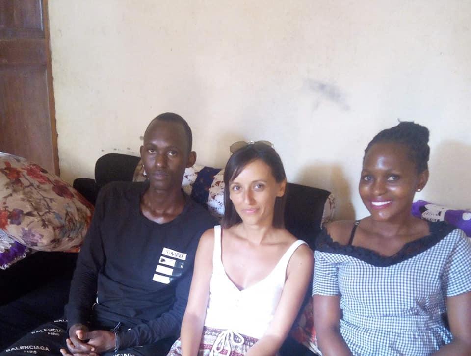 mzungu, Uganda