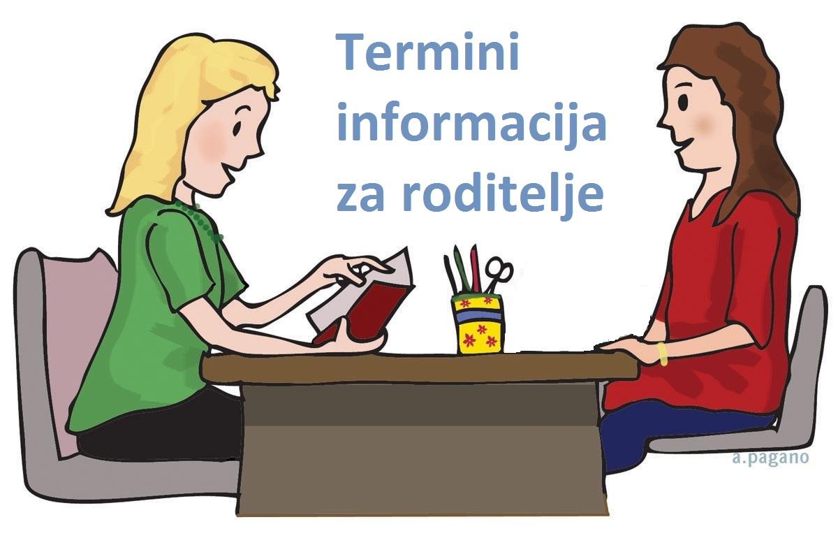 Termini informacija