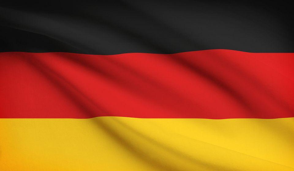 Γερμανική Σημαία