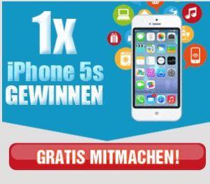 iPhone 5 gewinnen