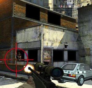 A Battlefield Sniper