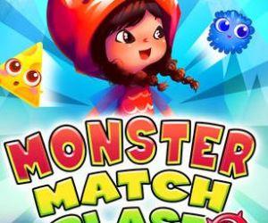 Monster Match Blast