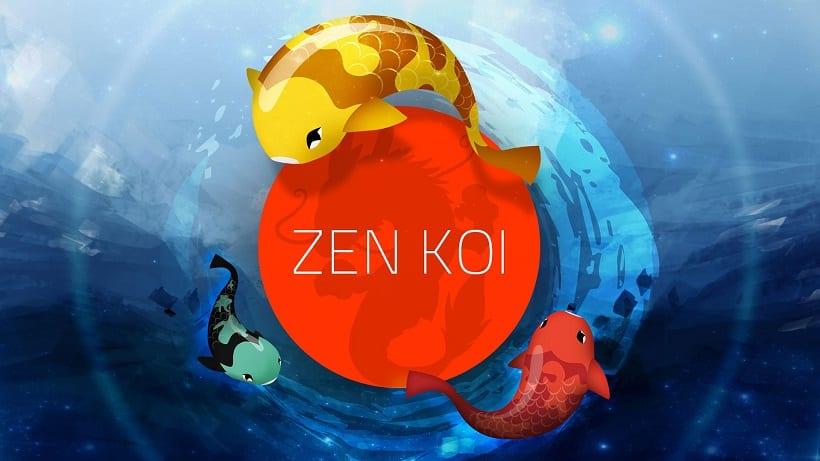 Zen Koi - Ein beschauliches aquatisches Erlebnis