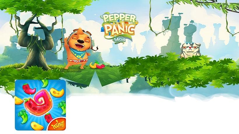 Pepper Spiele